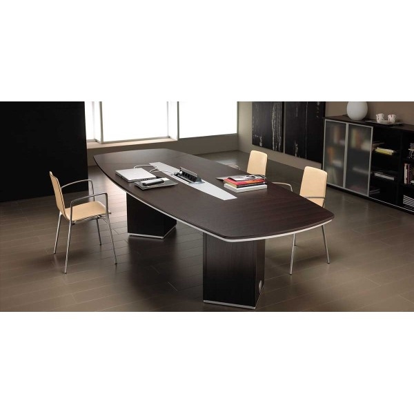mesa de reuniones mod at mobiliario de oficina nuevo y