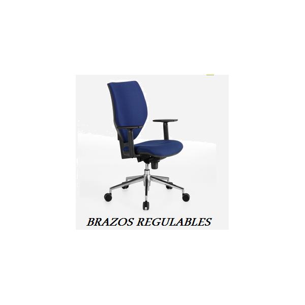 Silla giratoria mod aqua mobiliario de oficina nuevo y for Silla giratoria