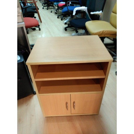 Mueble auxiliar con ruedas mobiliario de oficina nuevo for Mobiliario de oficina segunda mano